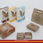 cajas empaques alimentos naturales ecologicas